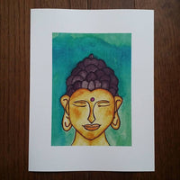 Buddha Art Print (Limited Edition)
