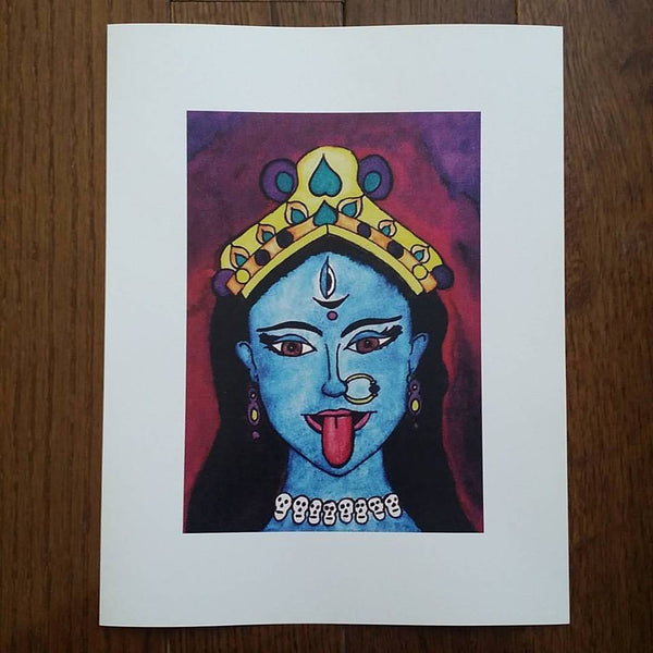 Kali Art Print (Limited Edition)