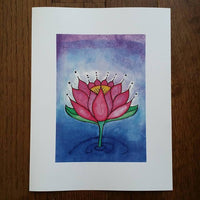 Lotus Art Print (Limited Edition)
