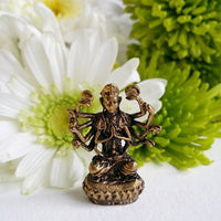 Kali Mini Brass Statue