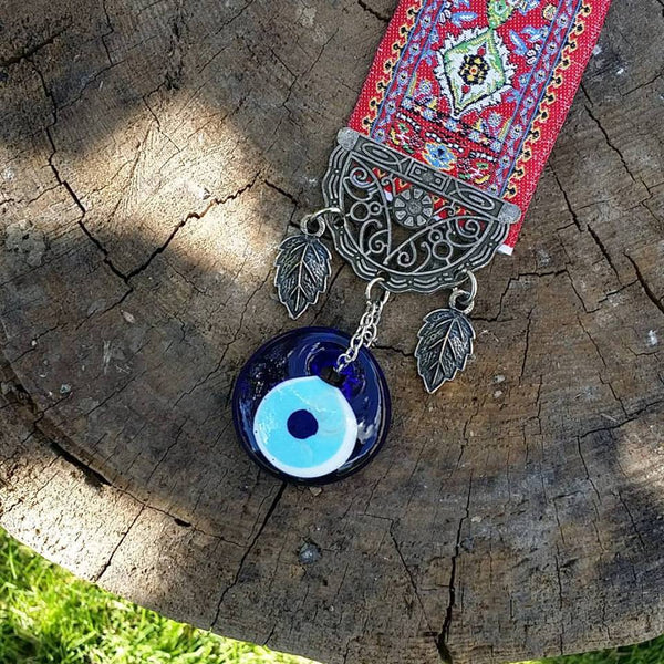 Evil Eye Wall Hanging