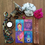 *Seeds of Shakti Oracle Deck with PDF Guidebook