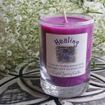 Healing Soy Wax Candle