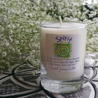 Spirit Soy Wax Candle