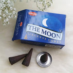 Moon Incense Cones