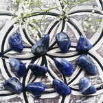 Sodalite Tumbled (1 PIECE)