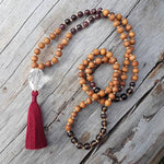Root Chakra Mala by Sisters in Rishikesh