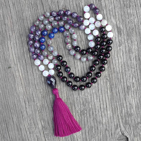 The High Priestess Mala by Sisters in Rishikesh