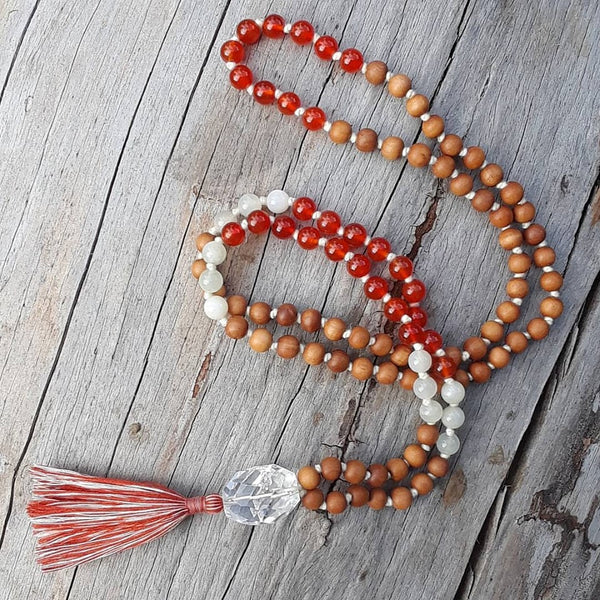 Sacral Chakra Mala by Sisters in Rishikesh