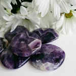 Amethyst Palm Stone (1 PIECE)