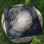 Dodeca Cloth Crystal Grid
