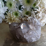 Smokey Elestial Quartz