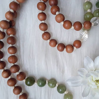 Heart Chakra Mala by Sisters of Rishikesh