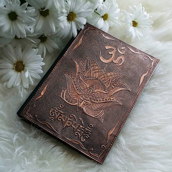 Lotus Bronze Journal