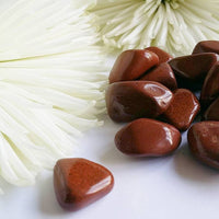 Red Jasper Tumbled (1 PIECE)