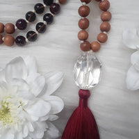 Root Chakra Mala by Sisters of Rishikesh