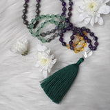 The Wheel of Fortune Mala by Sisters of Rishikesh
