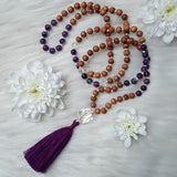 Third Eye Chakra Mala by Sisters of Rishikesh