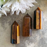 Yellow Tigers Eye Point (1 PIECE)