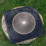 Torus Cloth Crystal Grid
