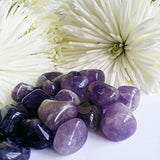 Amethyst Tumbled (1 PIECE)
