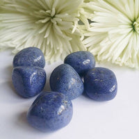 Dumortierite Tumbled (1 PIECE)