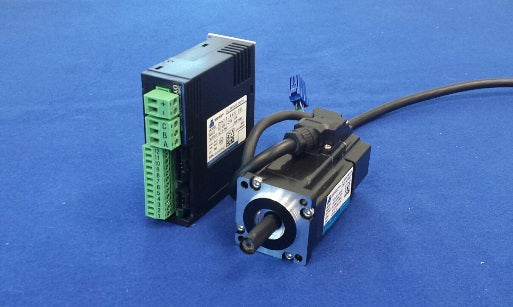 DYN2 AC Servo Drive with 405-DST 50W Servo Motor Package