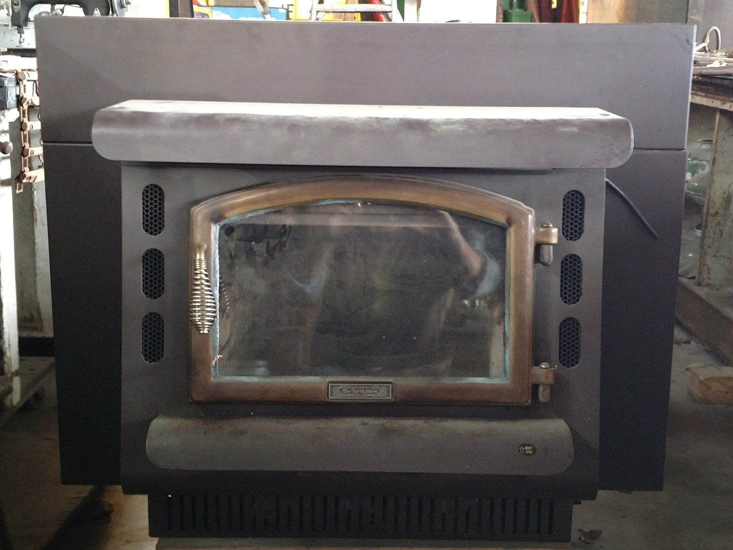 Identify your Earth Stove Wood Stove and Fireplace Inserts and ...