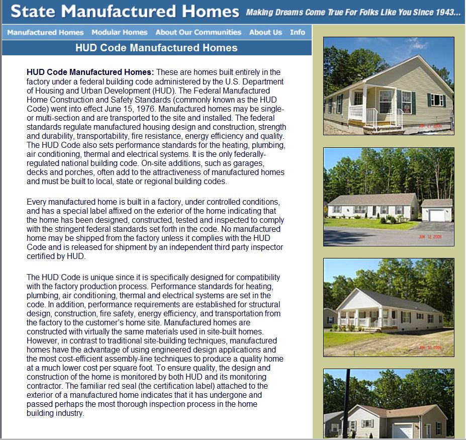Mobile Home BUILDING PERMITS for Wood, Gas or Pellet Stoves ...