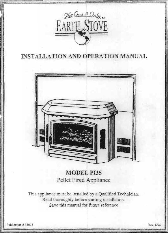 Earth Stove & Traditions Pellet stoves specs & photos for ... on fuel injector wiring, fuel pump wiring, lighter wiring, thermistor wiring, timer wiring, gas valve wiring, heater wiring, voltage regulator wiring, power wiring, stove wiring, circuit board wiring,