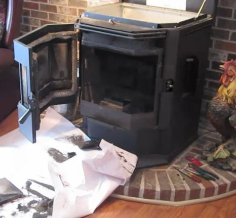Cleaning Your Whitfield Profile Pellet Stove Video