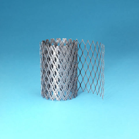 "8"" x 96"" Roll Of Stainless, 18-ga, 5/8"" Mesh_13990"