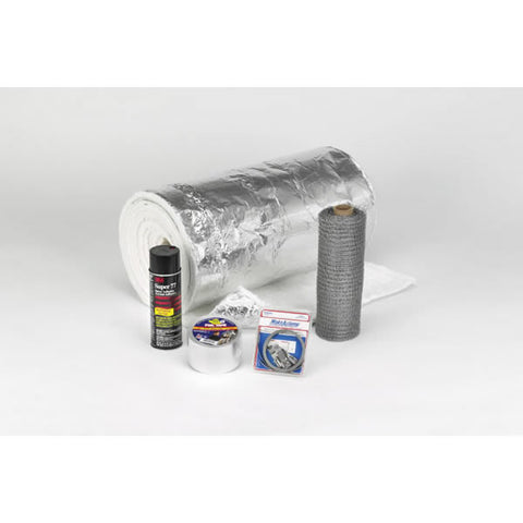 "8"" x 25' HomeSaver Pro/UltraPro Insulation Kit_17029"