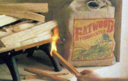 Fatwood Firestarter_27110