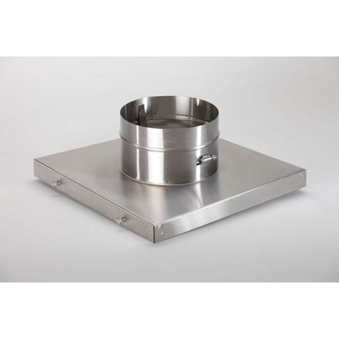 "6"" HomeSaver Pro/UltraPro Terra Cotta Top Plate_34251"