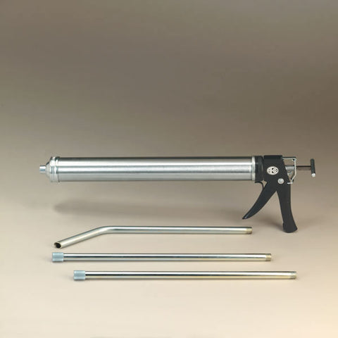 "Bulk Packing Gun, With 2 18"" Straight Extensions, And One 12"" 60_35500"