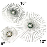 "10"" Flat Star Wire Brush For Viper, For 8"" Flue_44230"