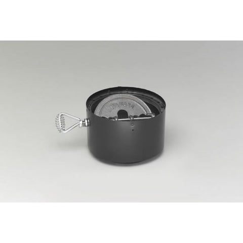 "8"" Dura-Vent DVL Double-Wall Stove Adaptor With Damper Section_69188"