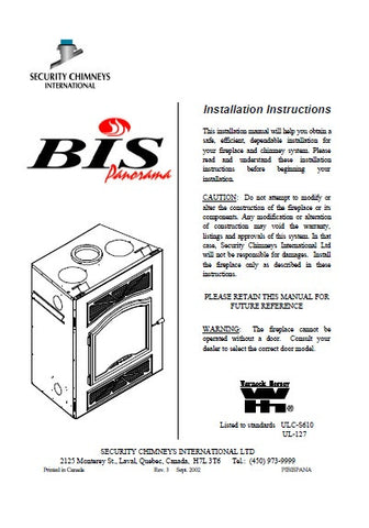 Bis Panorama User Manual - Wood_BisPanorama