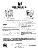 Breckwell G2100CDV-G2200DV User's Manual - Gas_BreckwelG2100CDV-G2200DVl