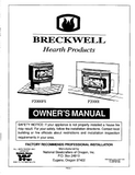 Breckwell P2000 1999 User's Manual - Pellet_BreckwellP2000 1999