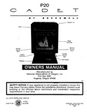 Breckwell 1990 P20 Cadet User's Manual - Pellet_BreckwellP20Cadet