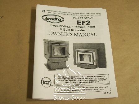 EF2i OWNERS MANUAL_EF-119