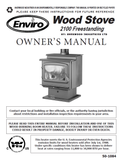 Enviro 2100 FS User Manual - Wood_E2100FS