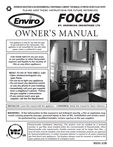 Enviro Focus User Manual - Gas_ECFUM