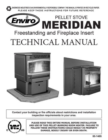 Enviro Meridian Tech Manual - Pellet_EnvMeridianTechm