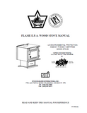 Flame XVR-III Wood Stove Manual_Flame XVR-III