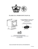 Flame XVR-II.FL-022T Wood Stove Manual_XVR-I FL-022T