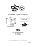 Flame Flame.XVR-III Wood Stove Manual_Flame.XVR-III