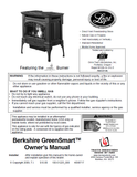 Lopi Berkshire GreenSmart User Manual - Gas_BerkshireGS